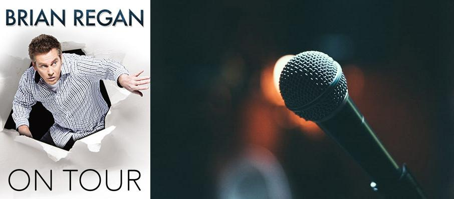 Brian Regan at Saenger Theatre