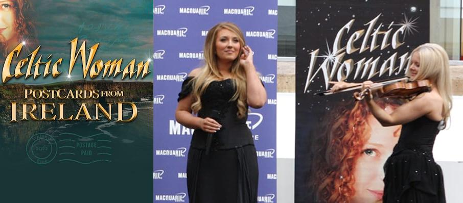 Celtic Woman at Saenger Theatre