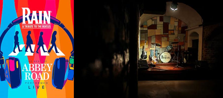 Rain - A Tribute to the Beatles at Saenger Theatre
