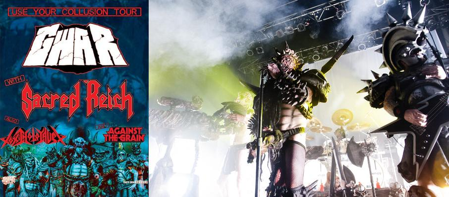 GWAR at Vinyl Music Hall