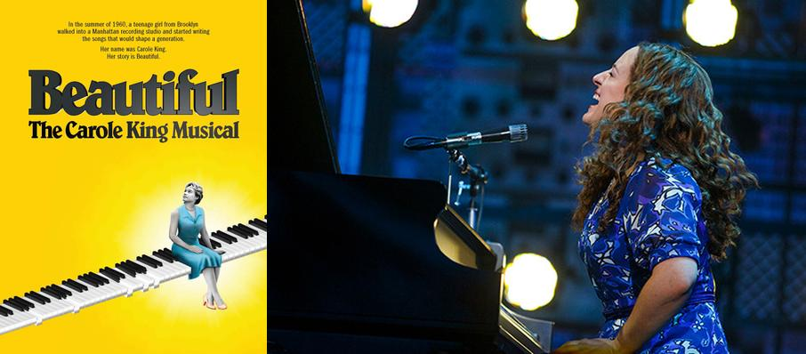 Beautiful: The Carole King Musical at Saenger Theatre