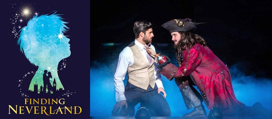 Finding Neverland at Saenger Theatre