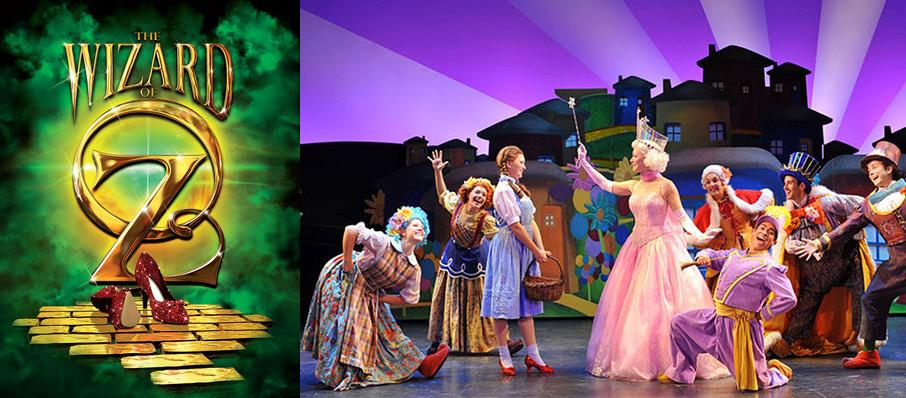 The Wizard of Oz at Saenger Theatre