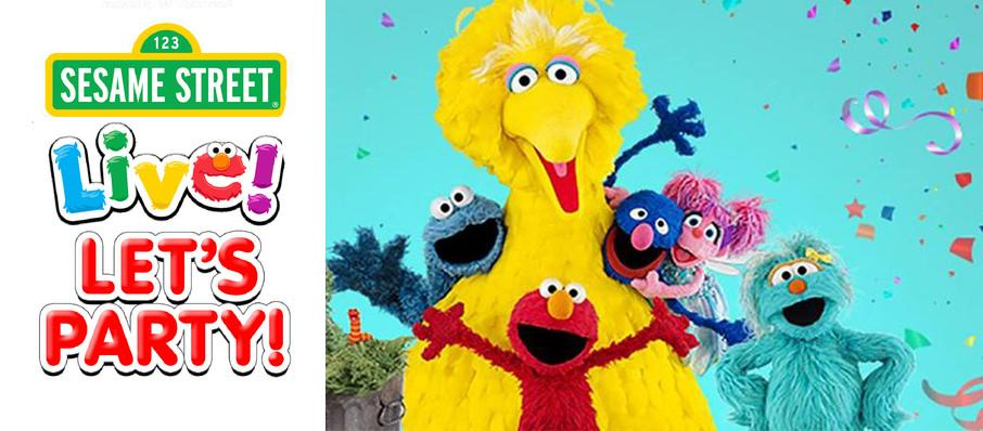 Sesame Street Live - Let's Party at Pensacola Civic Center