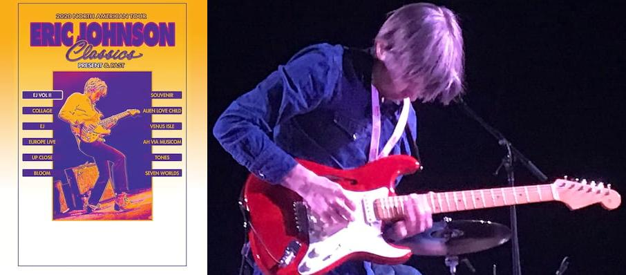 Eric Johnson at Vinyl Music Hall
