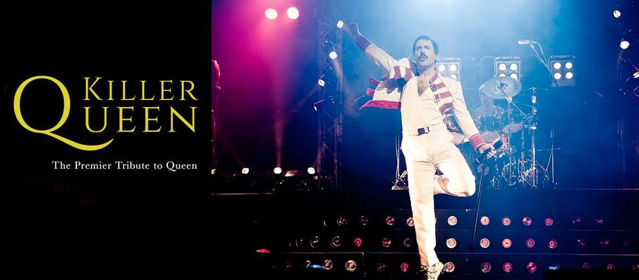 Killer Queen - Tribute to Queen at Saenger Theatre