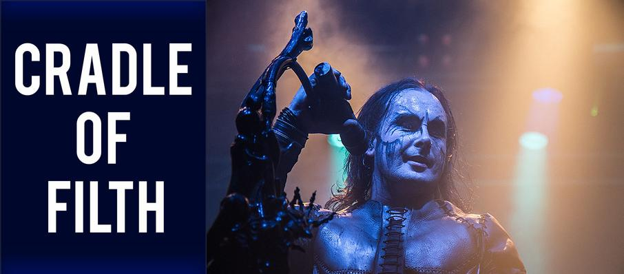 Cradle of Filth at Vinyl Music Hall