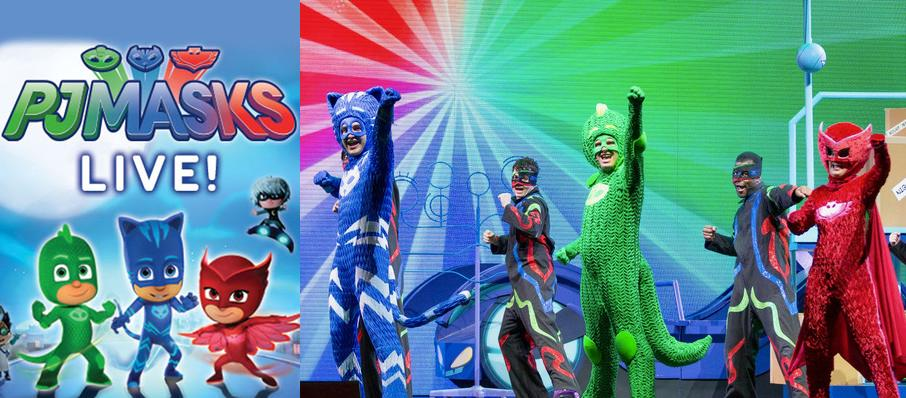 PJ Masks Live at Saenger Theatre
