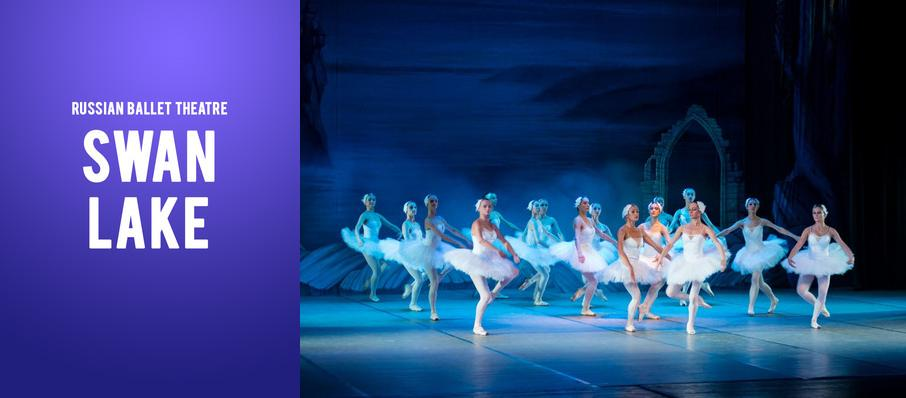 Russian Ballet Theatre - Swan Lake at Saenger Theatre