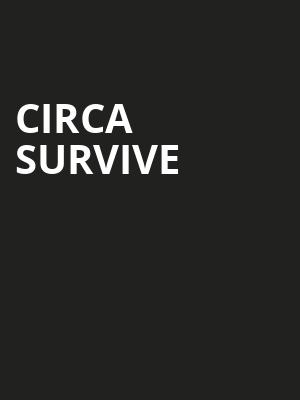 Circa Survive, Vinyl Music Hall, Pensacola